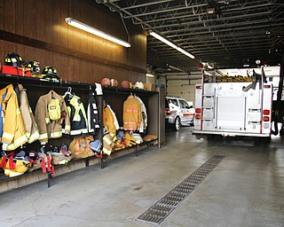 MADELYN P. HASTINGS I THE VINDICATOR..The Boardman Fire Department on Boardman-Poland Road.