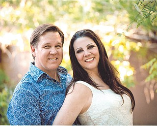 Daniel Pursel and Lisa Susany