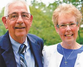 Mr. and Mrs. Arthur L. Marsh