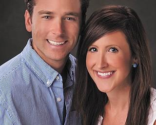 Mark McDuff and Elizabeth Paluga