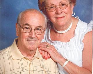 Mr. and Mrs. Bill Sheridan