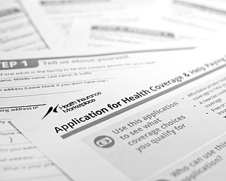 Here is the federal government form for applying for health coverage, in Washington. Getting covered through President Barack Obama's health-care law might feel like a combination of doing your taxes and making a big purchase that requires research.
