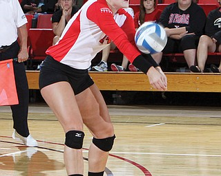 The Youngstown State volleyball team lost its best player, senior Missy Hundelt, to an ACL tear last Friday. But the Penguins will still try to make a run at the conference title, starting tonight at home against Valparaiso.