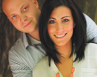 Matthew Batcho and Rachel Serenko