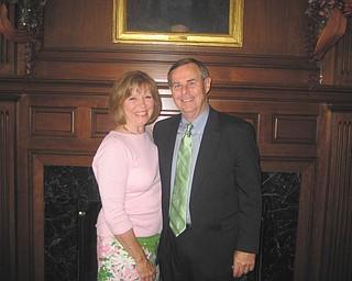 Suzanne and Al Fleming
