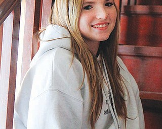 """Singer Savannah Fox, 13, of Salem discusses how she is preparing for her """"America's Got Talent"""" audition."""
