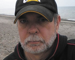 """Dan Gonder of Boardman: """"I have had a beard off and on since I was able to grow one, this one for 10 years and decided to keep it when it came in gray. I thought it looked like Richard Dreyfus in """"Jaws"""" or the real Captain Phillips. I have had the moustache since my senior year at Kennedy Catholic High School. The beard really helped because just the moustache looked too '70s, too Tony Orlando, and too much like the 1971 Oakland A's."""""""