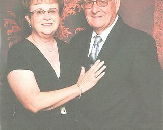 Mr. and Mrs. Charles G. Senediak