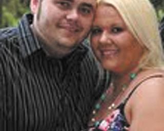 Dimitri Harisis and Angelina Sodomora