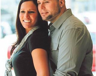 Jessica Harvey and Ryan Sawyer