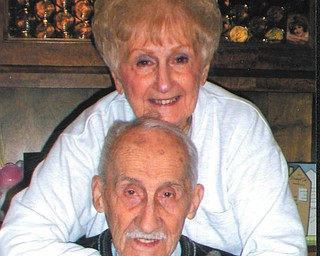 Mr. and Mrs. John Hrinak