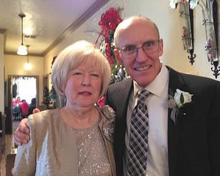 Mr. and Mrs. Jerry Arnsberger