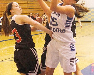 Lakeview's Alli Pavlik scored her 1,000th career point Dec. 2 against Struthers and broke her own school record for points in a game (56) on Dec. 19 against Campbell. Pavlik is now just 37 points away from becoming the Bulldogs' most prolific scorer by surpassing Ali Gagne's all-time career mark of 1,172.