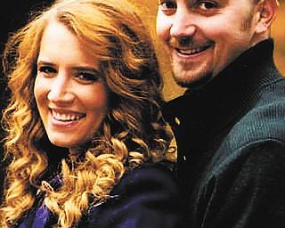 Tara Yeager and Chris Everts