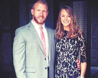 Daniel Freed-Pastor and Cassandra Golden