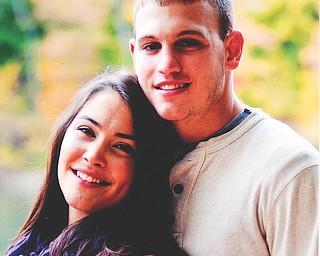 Mandi Lukehart and Matt Romeo