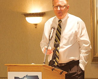 James Zehringer, director of the Ohio Department of Natural Resources, which regulates the oil and gas
