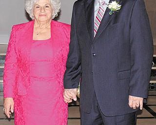 Mr. and Mrs. Donald Conti Sr.