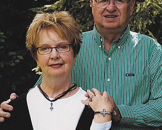 Mr. and Mrs. Ray Connell