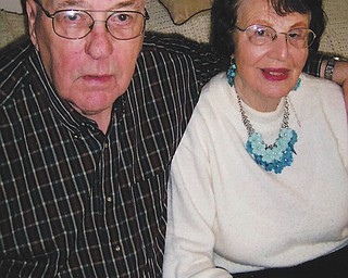 Mr. and Mrs. Donald Denmeade