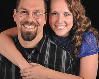 Christopher Anguish and Melissa Krepps