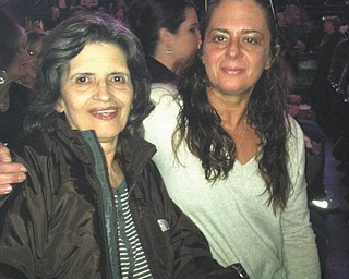 The best day ever with Norene Garono's 71-year-old mother was when Ishe took her to the Elton John concert. They had a blast.