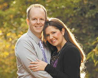 Jeffrey Wilson and Jennifer Bodine