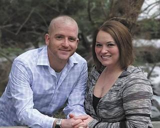 Corey Minamyer and Kristen Powers