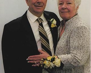 Mr. and Mrs. Dominic J. Triveri Sr.