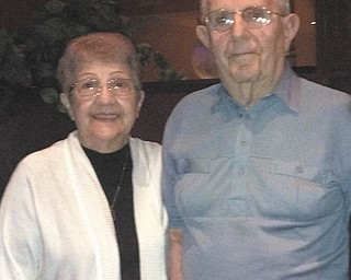 Mr. and Mrs. Alfred DeChurch Sr.