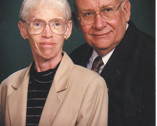 Rev. and Mrs. William Wolfgang