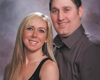 Michelle Baber and Jonathan Drake