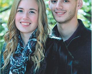 Alexandra Darby and Matthew Roth