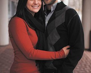 Sarah Garchar and Justin Ginnetti