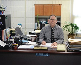 Joe DiLoreto, principal of Jackson-Milton Elementary School, is retiring at the end of the month. He spent 35 of his 40 years in education in the Jackson-Milton School District.