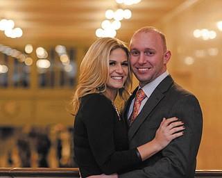 Ashley Shultz and Joshua Stewart