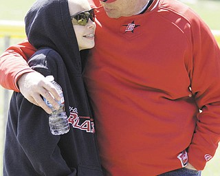 Mallory and Doug Vaclav of Canfield.