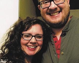 Allison Pavlov and Todd Pungratz