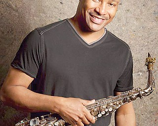 Kim Waters, a firmly established jazz saxophonist with 16 top 10 singles and four top-selling CDs, will headline the jazz fest. The event will be at 7 p.m. July 12 on Central Square downtown.