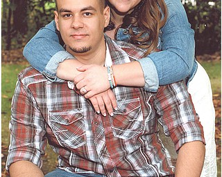 Joshua Farr and Brittany McFeely