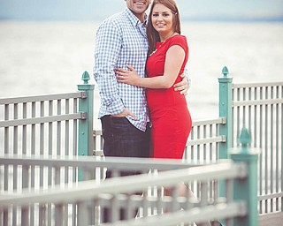 Ryan Miller and Mollie Patrick