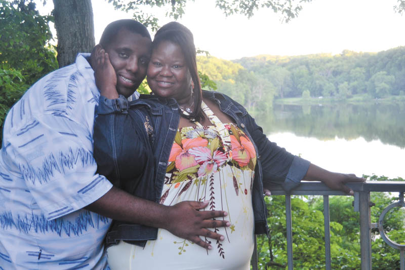 Marcus L. Boyd and Martina Montgomery