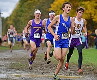 Trumbull County Cross Country Meet