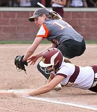 South Range vs Springfield Softball