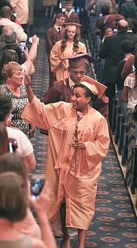 Liberty High School Graduation