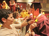 South Range Graduation