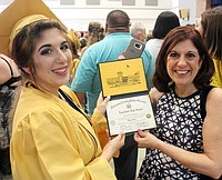 Lowellville HS 2017 Graduation