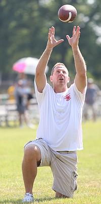 Cardinal Mooney Football Camp