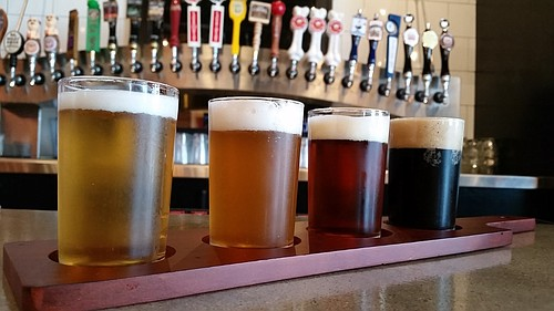 The largest selection of Ohio craft beers and cocktails in the area.
