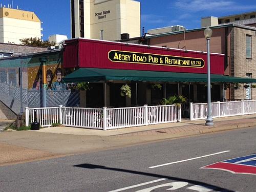 Abbey Road Pub & Restaurant (203 22nd St., Virginia Beach, VA